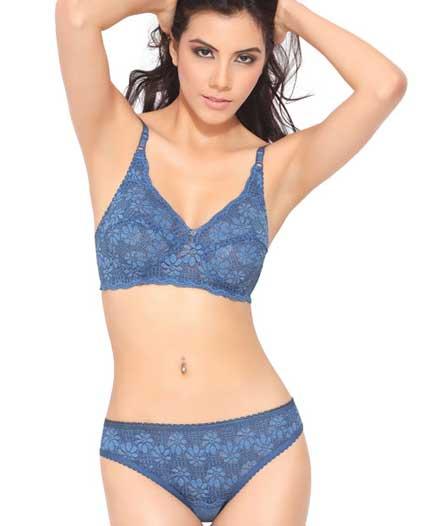 67bd3a9cfe6 Feather Line Bra-Panty Set-Sophia - Buy Women's inner wear online in ...